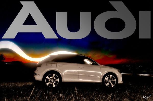 Audi Series Enigmatic Concept