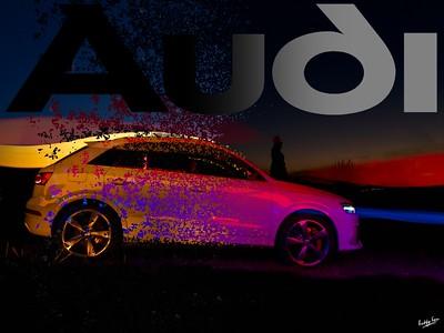 Audi Series Dissolve Concept