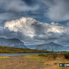 Storm Brewing In The Berg