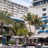 Poolside at the Ritz-Carlton South Beach