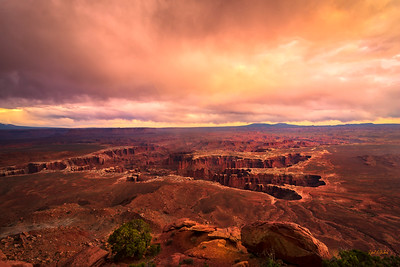 A Grand View-Grand View Point-Canyonlands National Park