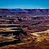 Canyonlands National Park, primitive wilderness located in southern Utah