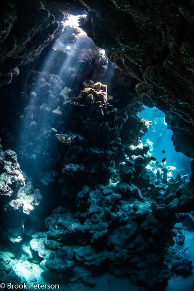 Underwater Passage