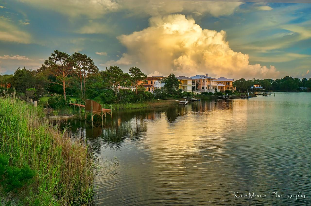 Eastern Lake, South Walton coutny Florida