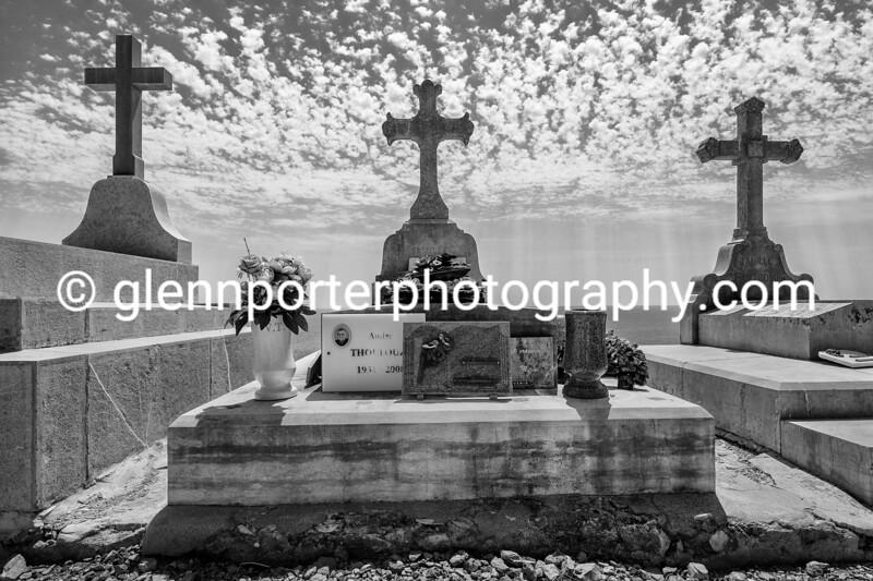 Cemetery at Sete.