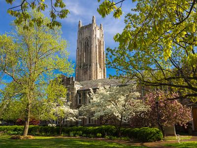 Scarritt College Spring