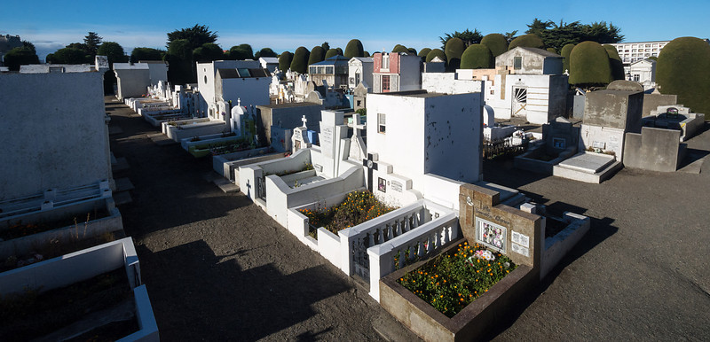 The Punta Arenas cemetery is listed in all of the guidebooks.