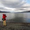 Lago Fagnano, Chile.