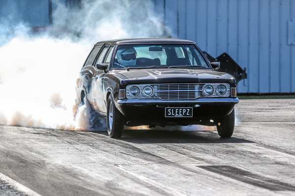 South Coast Raceway - Friday Testing & Friday Night Burnouts