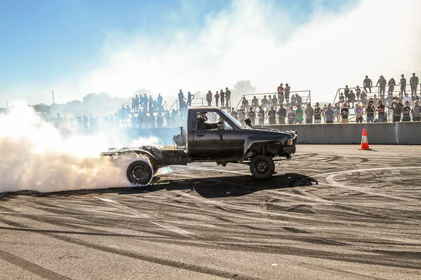 South Coast Raceway Powernats - Cruise the track - Tip in Comp - Show and Shine