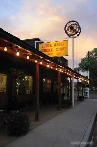 Chuck Wagon General Store, Torrey, Utah