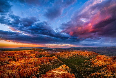 Blue Hour at Bryce