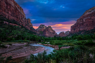 Day Break - Zion National Park