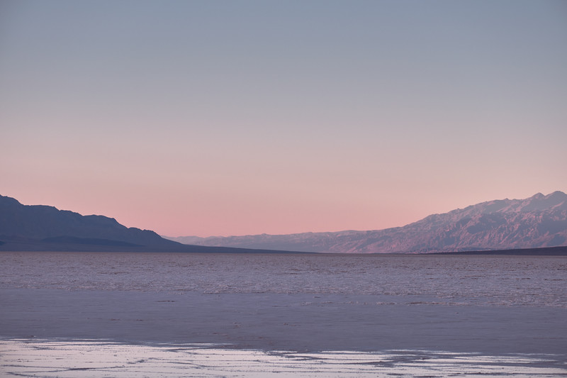Sunset On The Salt Flat (2)