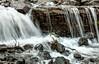 Black Bear Pass Waterfall