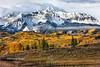 Snowcapped Wilson Peak