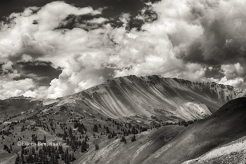 Scenes from Black Bear Pass