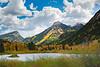 McClure Pass Aspens & Evergreens