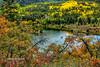 Fall Water amd Fall Aspens