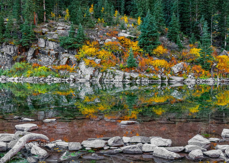 Fall Colors and Rocks