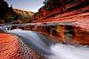 Slide Rock State Park Falls