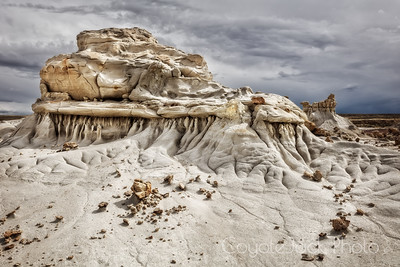 New Mexico Badlands