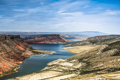 Flaming Gorge - Sheep Creek