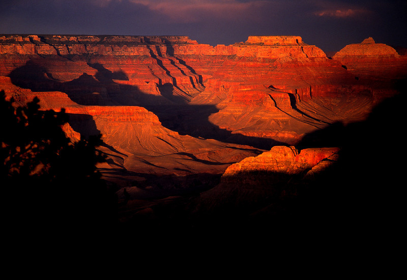 Grand Canyon sunset2