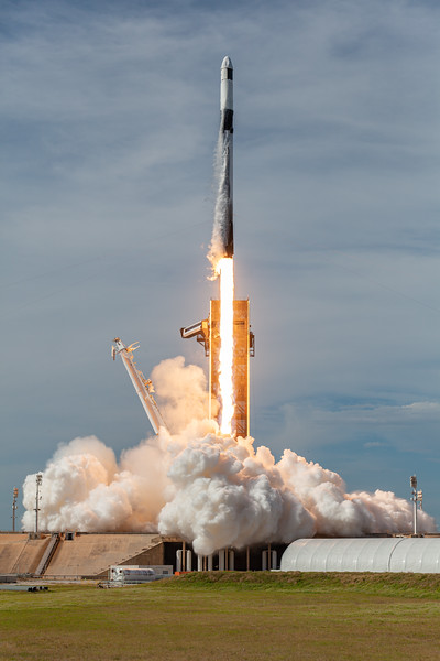 CRS 21 Launch