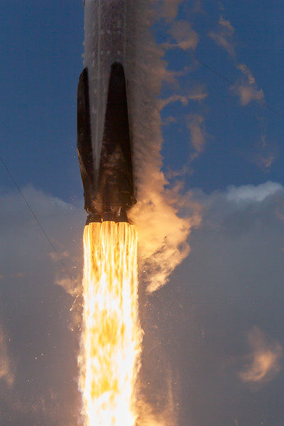 SpaceX Transporter 1