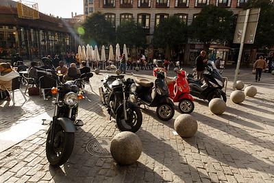 Plaza de San Miguel, Madrid