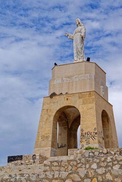 Cerro San Cristobal, Almeria