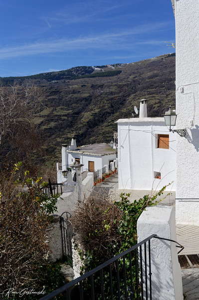 Capileira - houses with a view