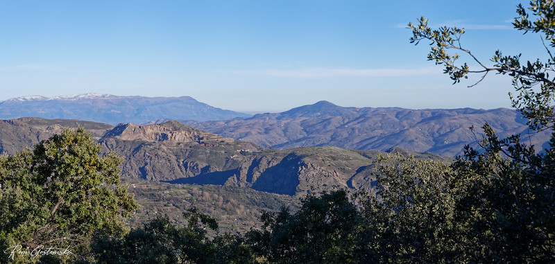 The Alpujarra, España