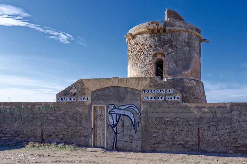 Torreon de Cabo de Gata