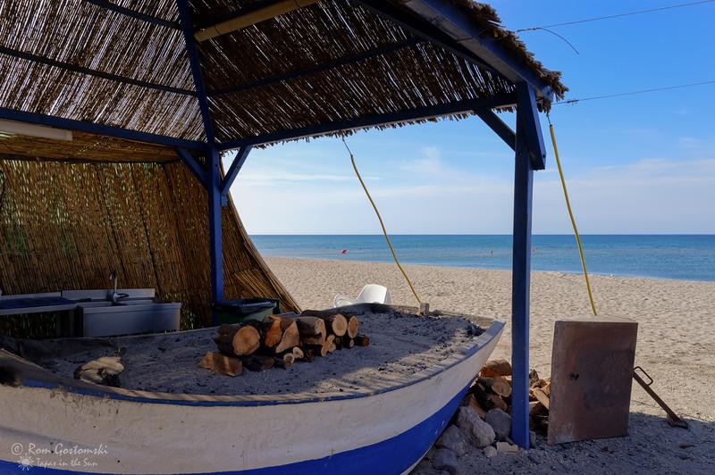 Beach BBQ, Cabo de Gata