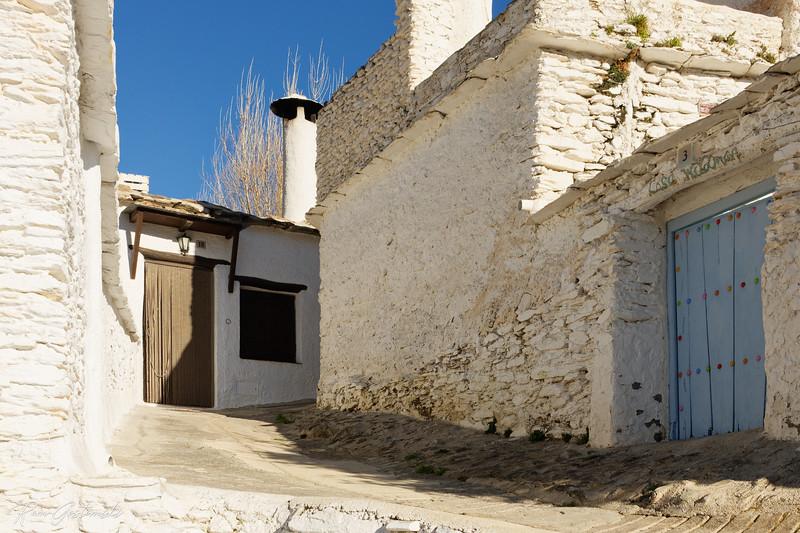 Old Capileira