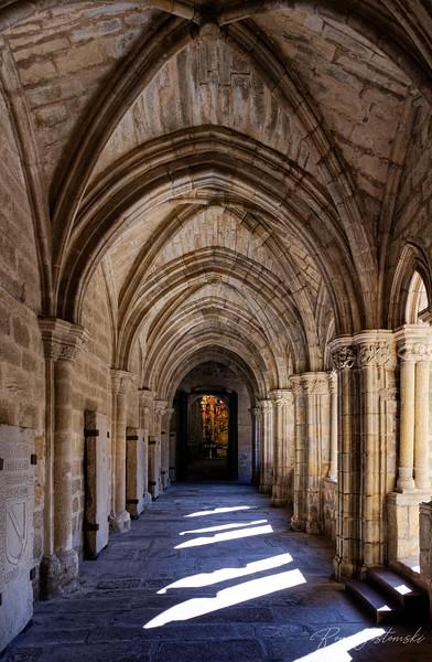 Plasencia cathedral, España