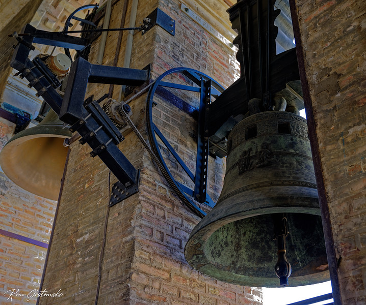 Bells on the Giralda