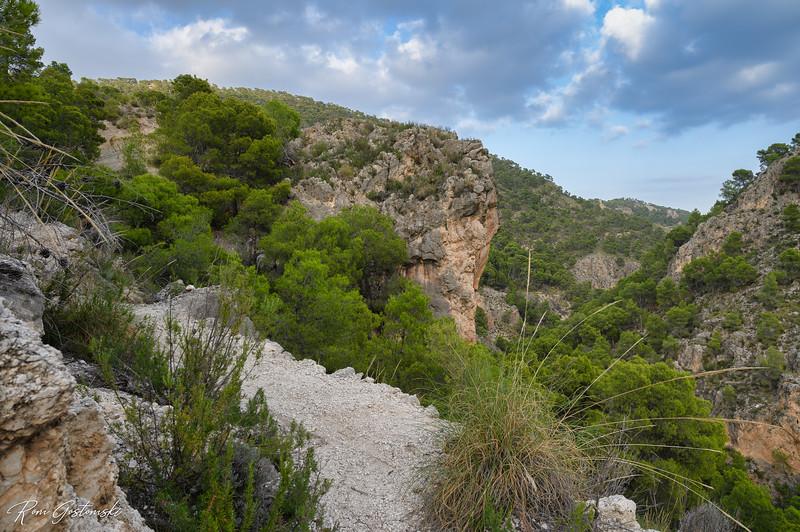 Sierra Espuña, Spain