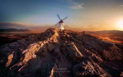 Tierra de Gigantes - Consuegra ( Spain )