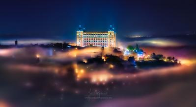 Dreamy Night in Toledo City