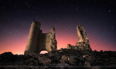 Caudilla Castle - Toledo