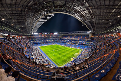 Estadio Santiago Bernabéu - Madrid