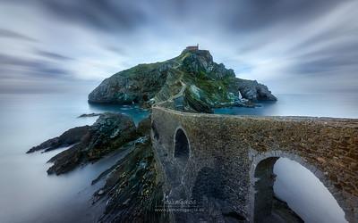 Games of Thrones - Dragonstone Island - San Juan de Gaztelugatxe