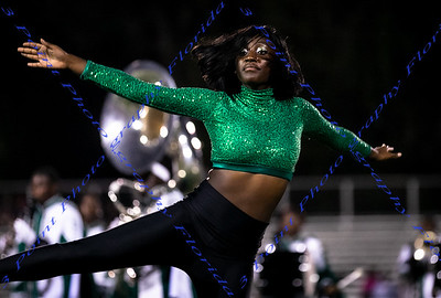 LBHS V Football vs Evans - Oct 25, 2019