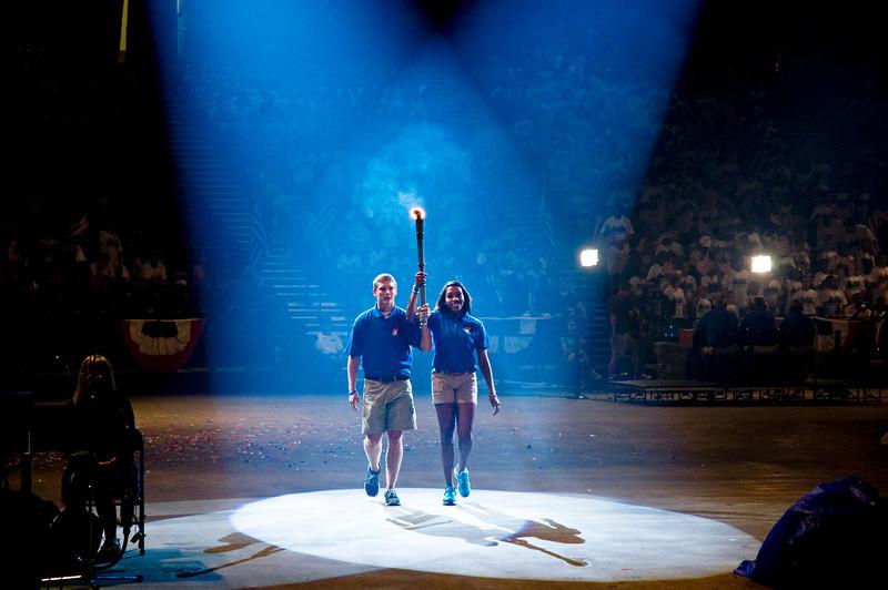 2011 Opening Ceremonies Winner
