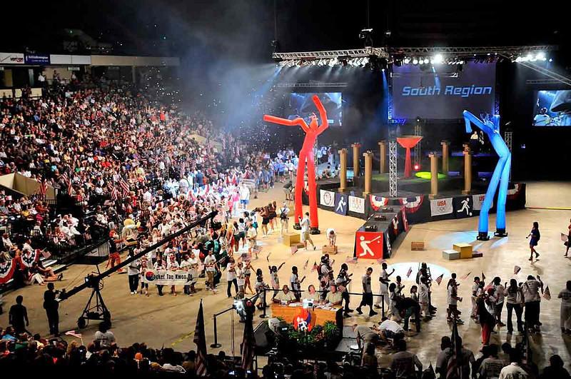 2012 Opening Ceremonies Winner