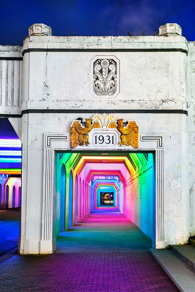 1931 Color Tunnel