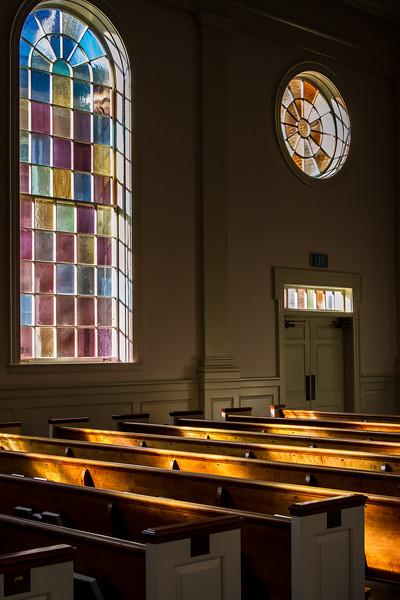 Reid Chapel